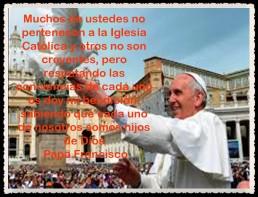 Jorge Mario Bergoglio - iglesia católica -l primer pontífice PAPA del continente americano- PAPA FRANCISCO BIENVENIDO AL PERÚ 0001 (13)