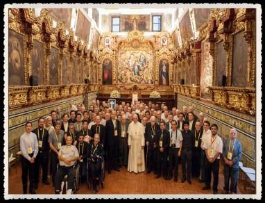 PAPA FRANCISCO CITAS Y FRASES EN EL PERÚ -PAPA JESUITA -COMPAÑÍA DE JESÚS - UNIDOS POR LA FE Y LA ESPERANZA (45)