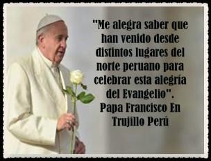 PAPA FRANCISCO EN EL PERÚ -PAPA JESUITA -COMPAÑÍA DE JESÚS - PAPA MARIANO 05 (13)